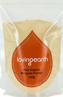 Loving Earth Mesquite Powder (Organic) ~ 250g