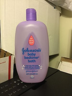 Johnsons baby bedtime wash 28 oz