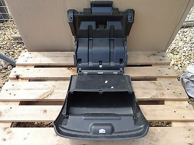 2006 - 2014 Fiat Ducato Boxer Relay Center Glove Box Storage Compartment Black