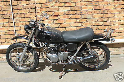 Honda.sl350.1970,Rare bike.may suit,cl350.cb350,buyer