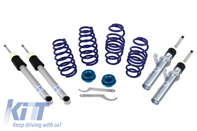 Kit de Suspensión Coilover Sport Ajustable Altura VW Golf V 5/VI 6 5989319