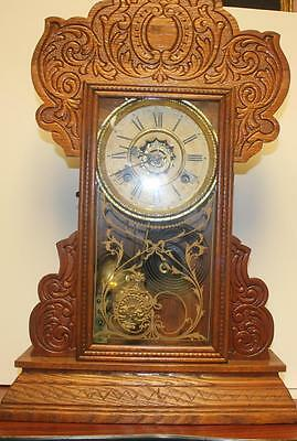 Clock,Waterbury Clock Company