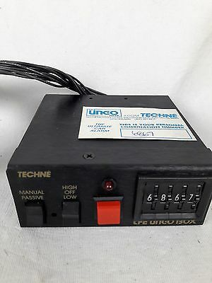 NEW IN THEBOX THE UNGO BOX TL-3000 VEHICLE PROTECTION SYSTEM ALARM - vintage B