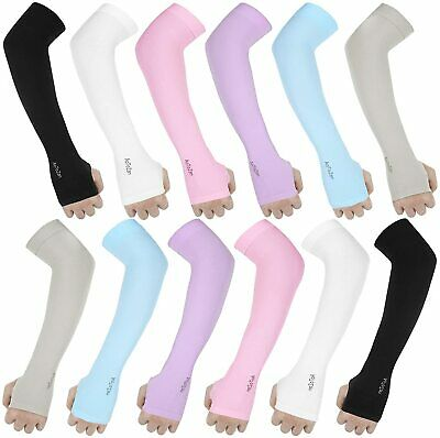 Unisex Cycling Arm Sleevelet Cover Outdoor Sleeves