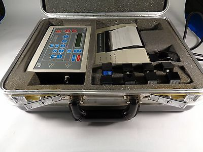 Beckman Industrial TMT-1 LAN Telecom Cable Tester W/Accessories