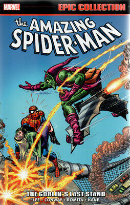 Amazing Spider-Man  Epic Collection  Vol 7 - The Goblin's Last Stand