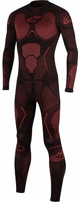 Sottotuta Alpinestars Ride Tech 1PC Undersuit summer Black red