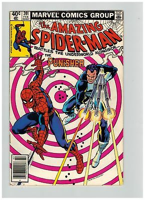Amazing Spider-man (1963) # 201 (6.0-FN) (172318)