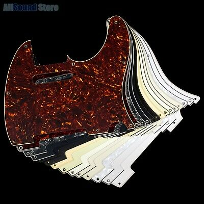 NEW - Direct Fit Pickguard for Fender® USA MIM Telecaster® Tele® Standard 8-Hole