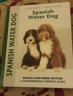 Spanish Water Dog by Christina Desarnoud (Hardback, 2003)