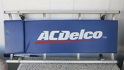 "AC Delco Shop Creeper     36 ""      300 Lb Capacity      Rubber Casters      NEW"