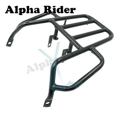 Rear Luggage Rack Shelf For Kawasaki KLX250 93-07 D-Tracker 250 KDX250 Off Road