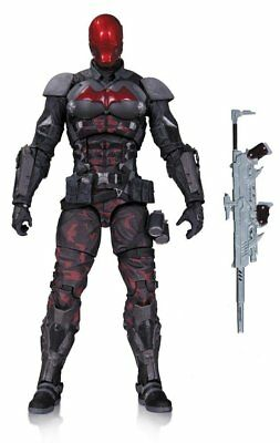 DC Collectibles Batman: Arkham Knight: Red Hood Action Figure #12 6 INCH