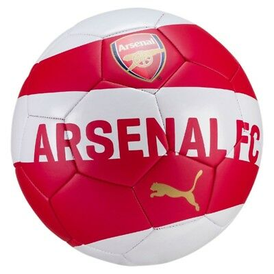 NEW- Arsenal Puma Soccer Ball- Size 5- 100% Official Puma Product