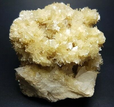 STAR MUSCOVITE with QUARTZ CRYSTALS