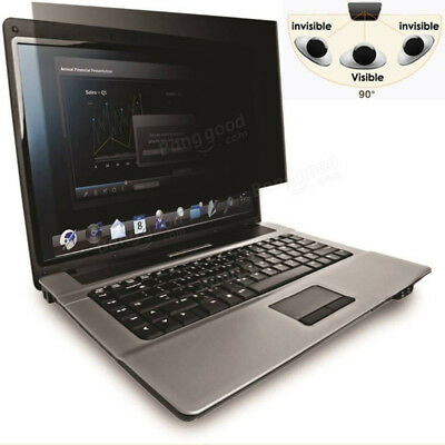 Privacy LCD Screen Filter Anti-Glare Protector Film For 14 inch Laptop Notebook