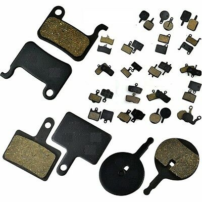 Cycling Disc Brake Pads Blocks for MTB Bike Mountain Bicycle Accessories