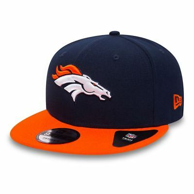 New Era 9Fifty Nfl Team Snap Denver Broncos  Gorra Azul Hombre