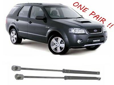 Ford Territory Bonnet gas struts SX SY SZ models 2004 to 2016 New PAIR