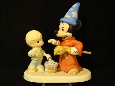 zx Moments-Disney-Sorcerer Mickey Mouse-2008 TWO DAY EVENT EXCLUSIVE!!