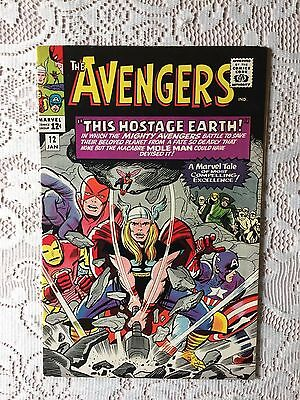 Marvel Comics Avengers # 12 1965 VF/+