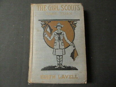The Girl Scouts Good Turn, Edith Lavell 1922
