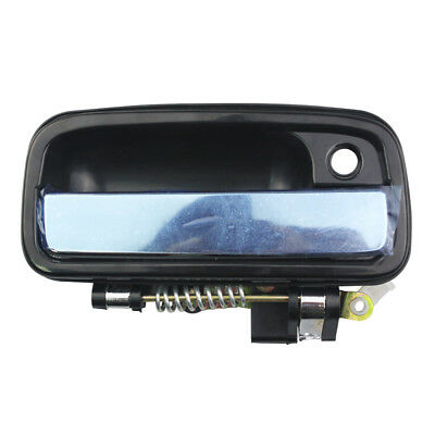6921035030 Front Right Outside Door Handle Chrome For Toyota Tacoma Pickup Truck