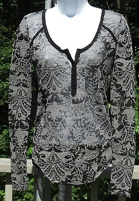 31cdfac6022f0 REDUCED NWOT URBAN Outfitters Intimately FREE PEOPLE Sz S Semi Sheer ...
