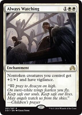 MTG Magic - (R) Shadows Over Innistrad - Always Watching - SP
