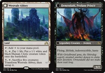 MTG Magic - (R) Shadows Over Innistrad - Westvale Abbey - SP