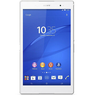 Sony Sgp611 Xperia Z3 Compact Android Tablet 3Gb/16Gb 1920X1200 Gps Miracast Nfc