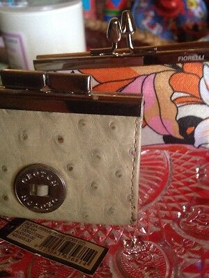 Oroton Coin Purse, With Tag, Plus Fiorelli Coin Purse