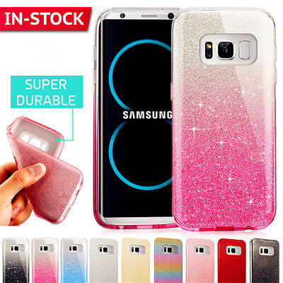 Ultra Thin Slim 360 TPU Gel Skin Pouch for Samsung Galaxy Note 9 S8 Covers Cases