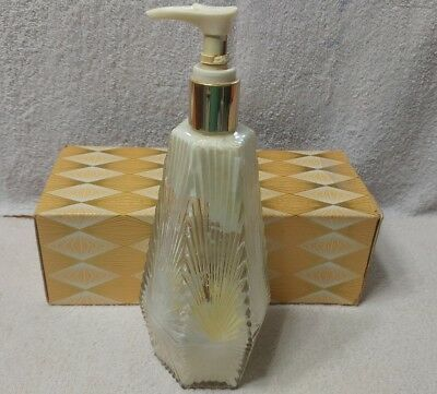 1971 Used- AVON- Lovely Touch- Rich Moisture Body Lotion- In Original Box