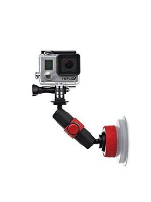 JOBY Suction Cup with Locking Arm for Go-Pros and Action Sports Cameras
