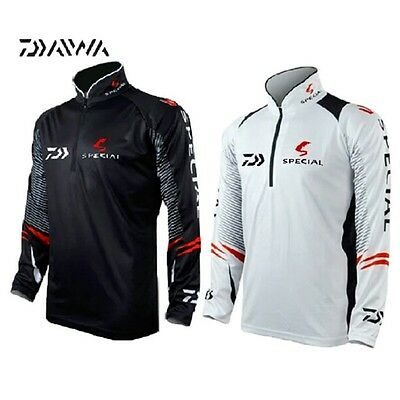 DAIWA Fishing Shirt Jacket Brand New With Tag Free Shipping 2 Colors M-3XL
