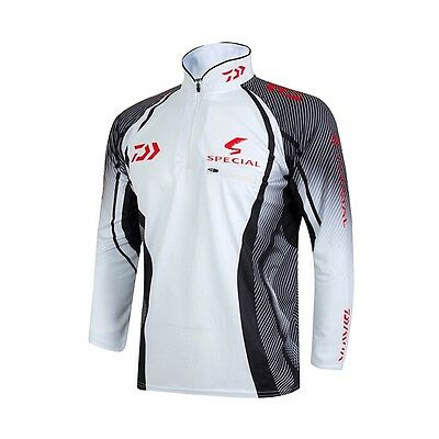 DAIWA Fishing shirt / jersey fishing Clothes New with tags M-5XL Free Shipping