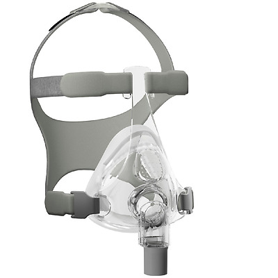 Fisher & Paykel Simplus Full Face CPAP Mask with Headgear (Size M/M)