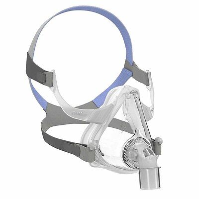 ResMed AirFit F10 Full Face Mask with Headgear (Size S)