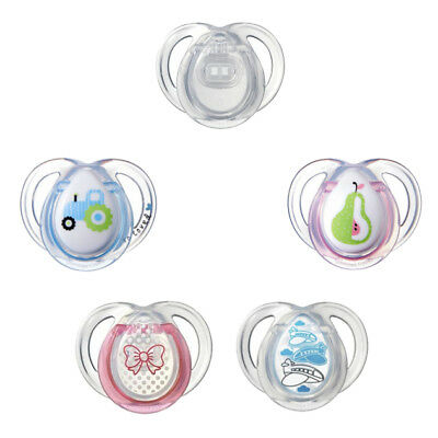 TOMMEE TIPPEE 0-6 month Anytime BPA Free Orthodontic Baby Soother Dummy Pacifier