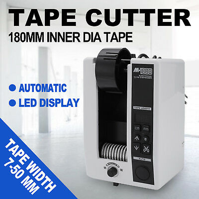 Automatic Tape Dispensers Adhesive Tape Cutter Packaging Machine M-1000 110V