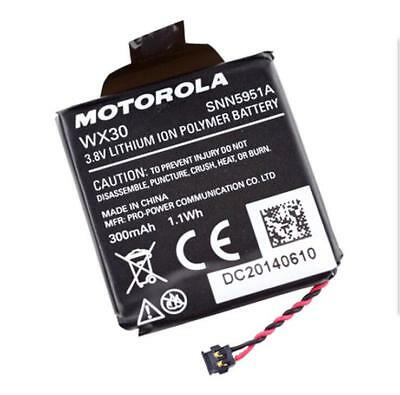 new 300mAh WX30 Replacement Battery for Moto 360 Smart Watch