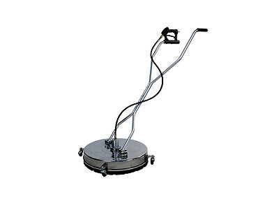 "21"" Stainless Steel Surface Floor Cleaner - High Pressure Washer *free Delivery*"