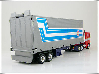 NEW Reissued Transformers G1 AUTOBOT COMMANDE Optimus Prime In box