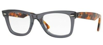 fdf6f687fa Ray Ban Wayfarer Eyeglasses RB5121 5629 Opal Grey Frames RX-ABLE 50mm