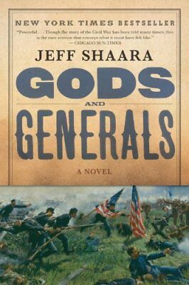 Gods and Generals By Jeff Shaara. 9780345409577