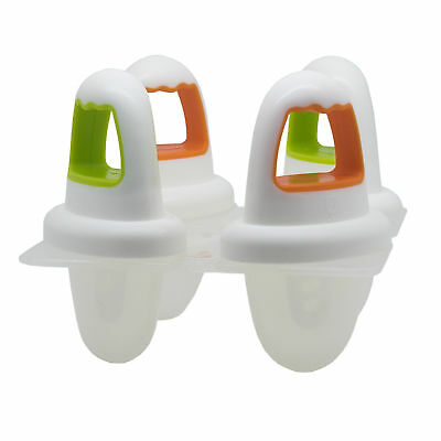 Annabel Karmel Mini Ice Lolly Moulds Teething Weaning Soother Lollies 4 Mini Toy