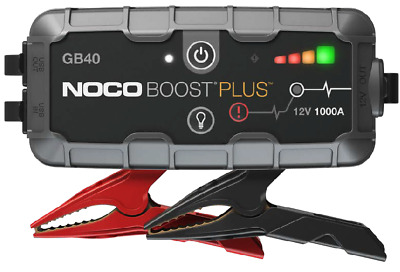 NOCO GB40 Boost Jumper Starter - 12V UltraSafe Lithium Portable Power Pack