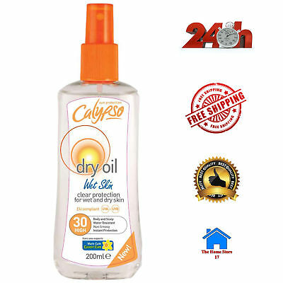 Once A Day Sun Cream Tan Lotion All Day Protection SPF30 Calypso New