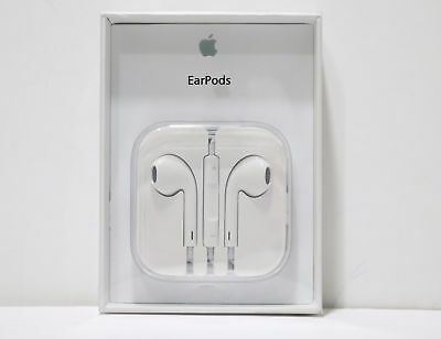 OEM Apple Earpods Earphones for iPhone 6S 6 5 5S 4S with Remote & Mic